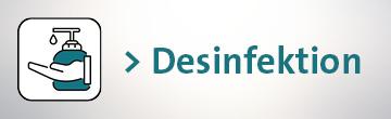 Icon Desinfektion